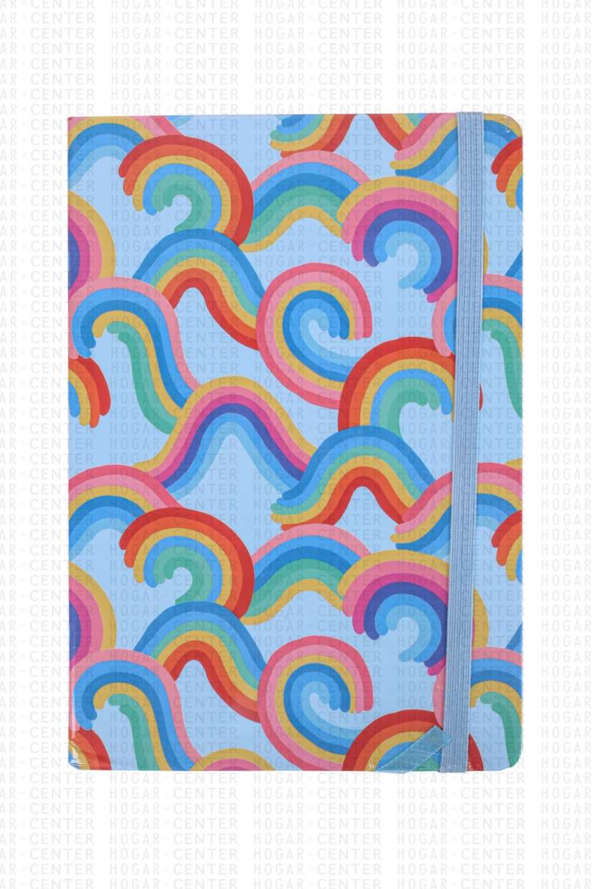 Cuaderno de tapa dura 15x21cm - 0