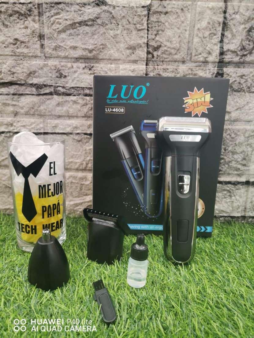 Afeitadora 3 en 1 Luo - 1