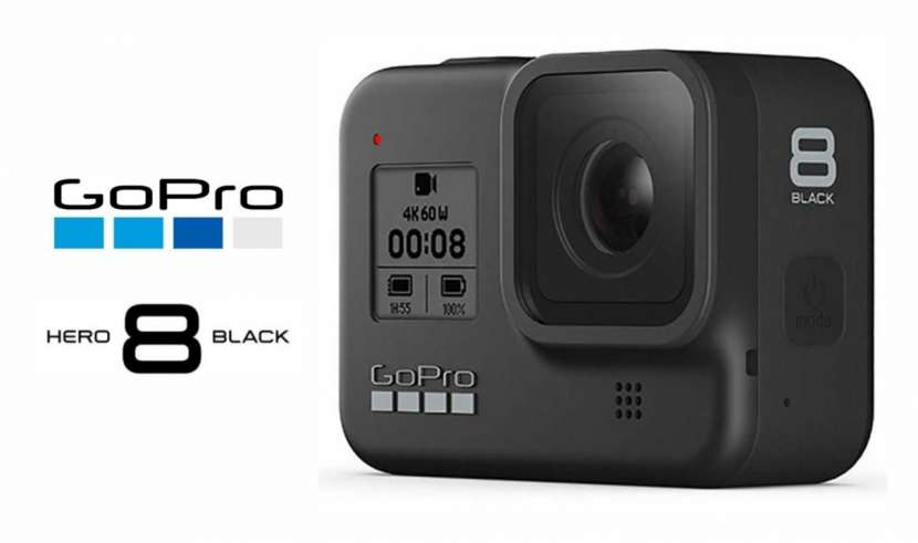 GoPro Hero 8 Black - 0