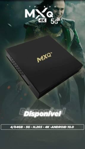 Conversor tv box MXQ 5G nueva generación