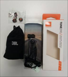 Auricular JBL Tune 290 original con accesorios