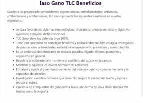 Iaso Gano TLC