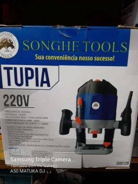 Fresadora laminadora grande profesional Tupia