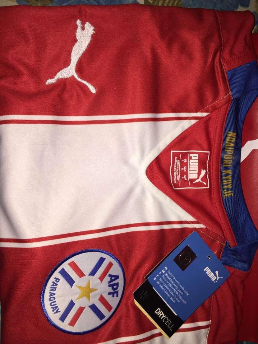 Camiseta original de la Albirroja - 7