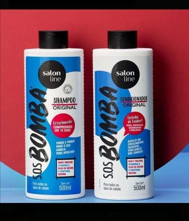 Shampoo Salon Line - 0