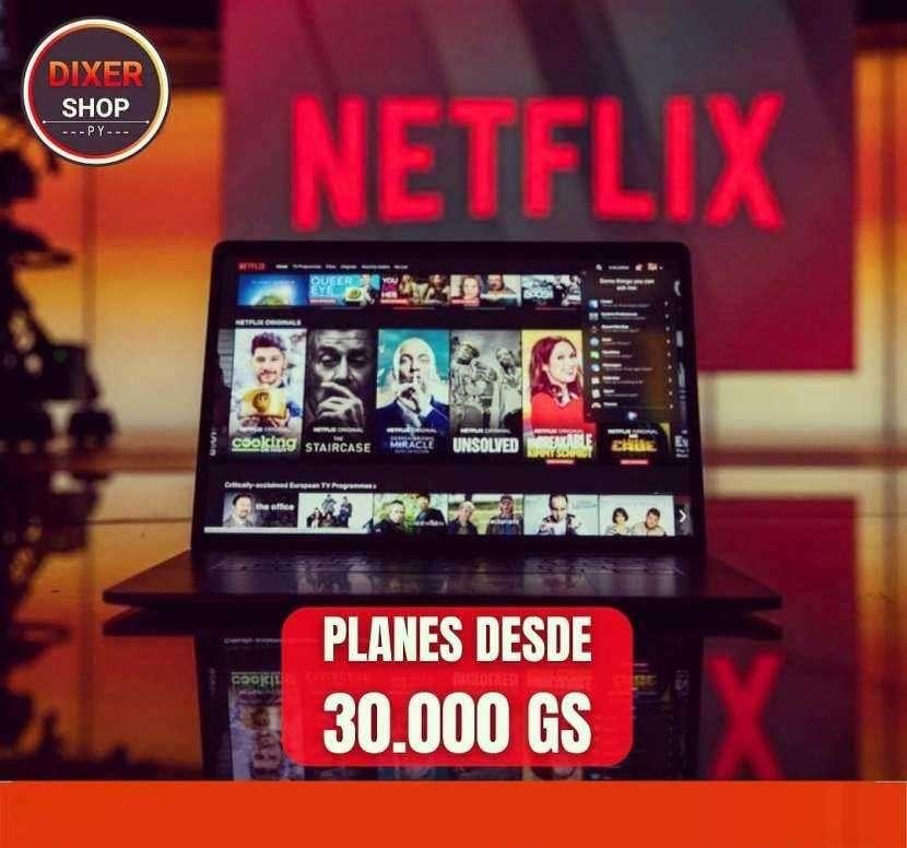 Netflix Premium - 0