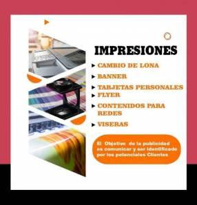 Impresión y diseño
