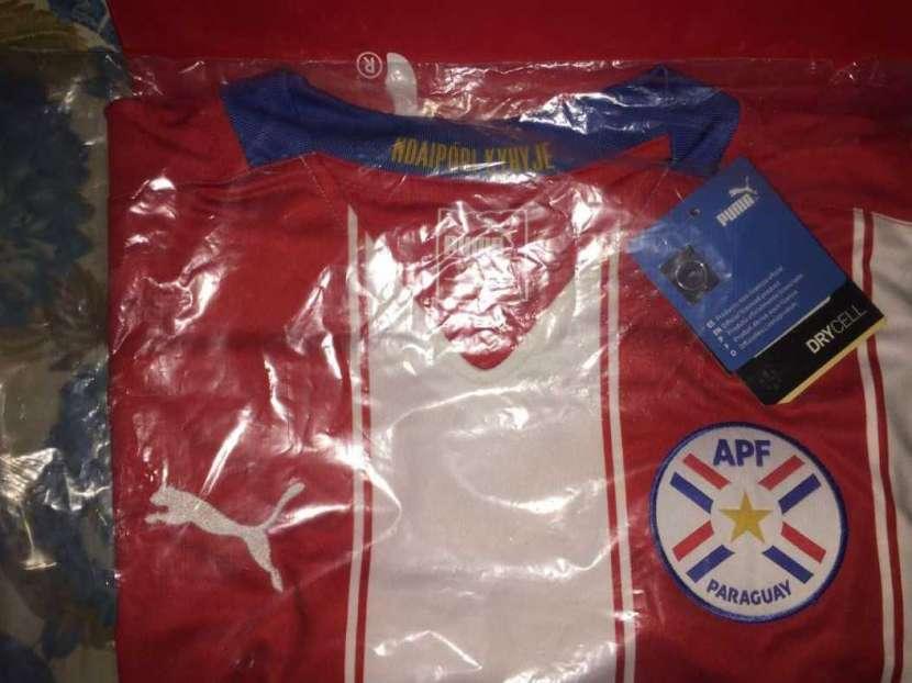 Camiseta original de la Albirroja - 2
