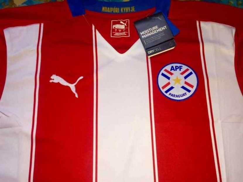 Camiseta original de la Albirroja - 5