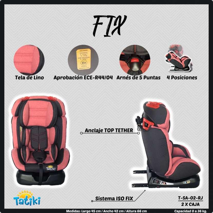 Asiento para bebé con sistema isofix - 1