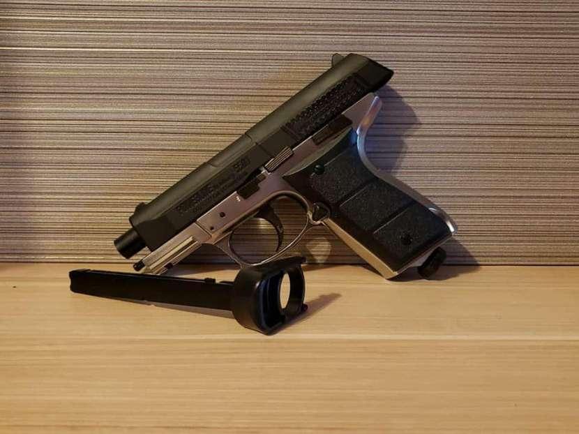 Pistola de aire comprimido - 1