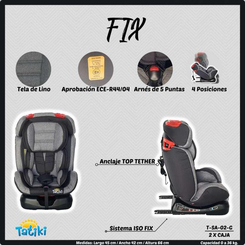 Asiento para bebé con sistema isofix - 2