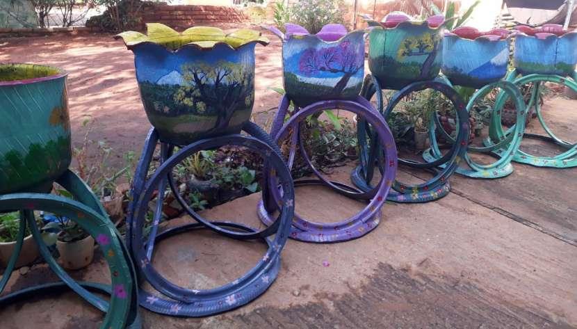 Planteras super resistentes - 5