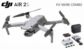 Drone DJI Mavic Air 2S Fly More Combo
