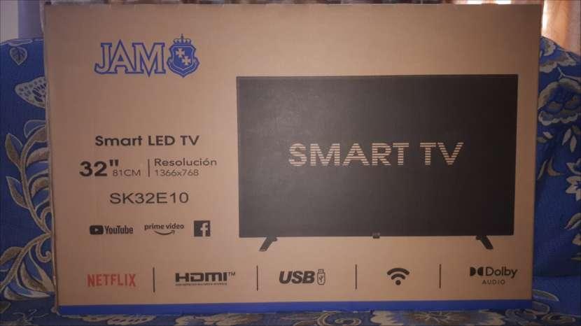 Smart TV JAM 32 pulgadas - 0