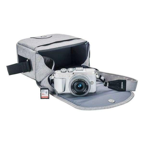Cámara Olympus PEN E-PL9 Kit 14-42mm con accesorios - 2