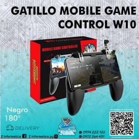 Gatillo control W10