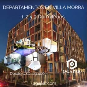 Departamentos a estrenar en Villa Morra