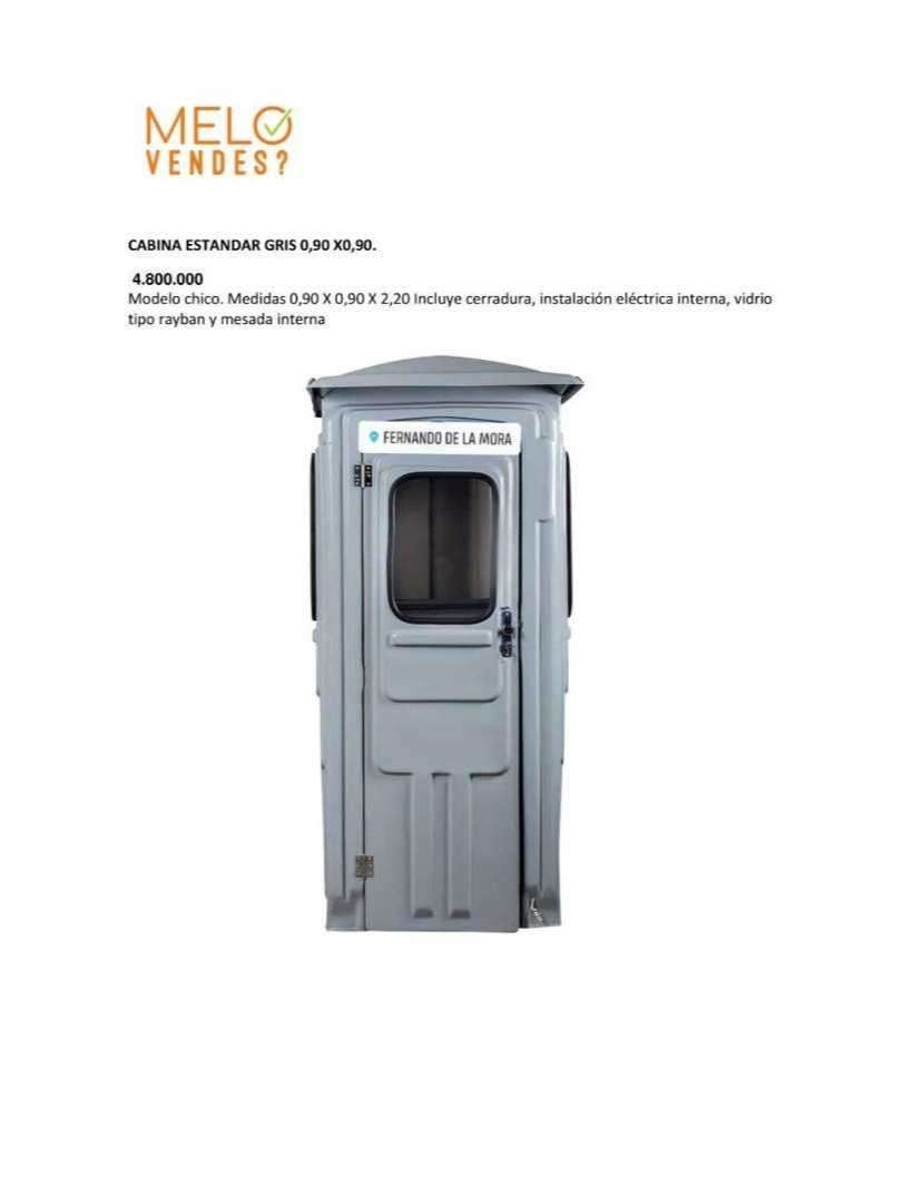 Caseta para guardia de seguridad - 0