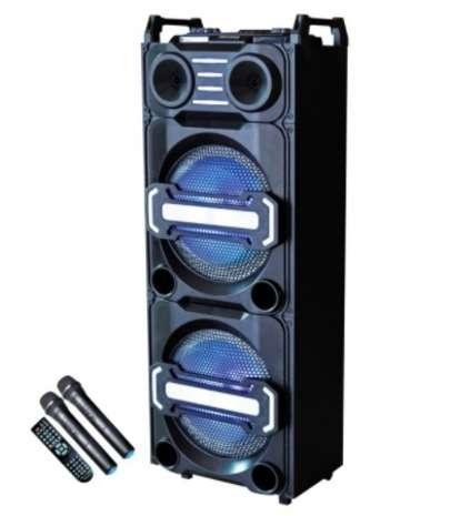 Parlante karaoke SPADJ1558BTI - 0