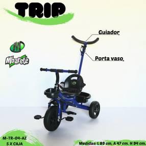 Triciclo con guiador