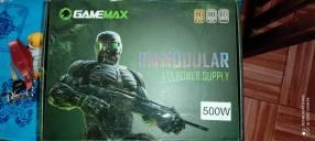 Fuente Gamemax 500W