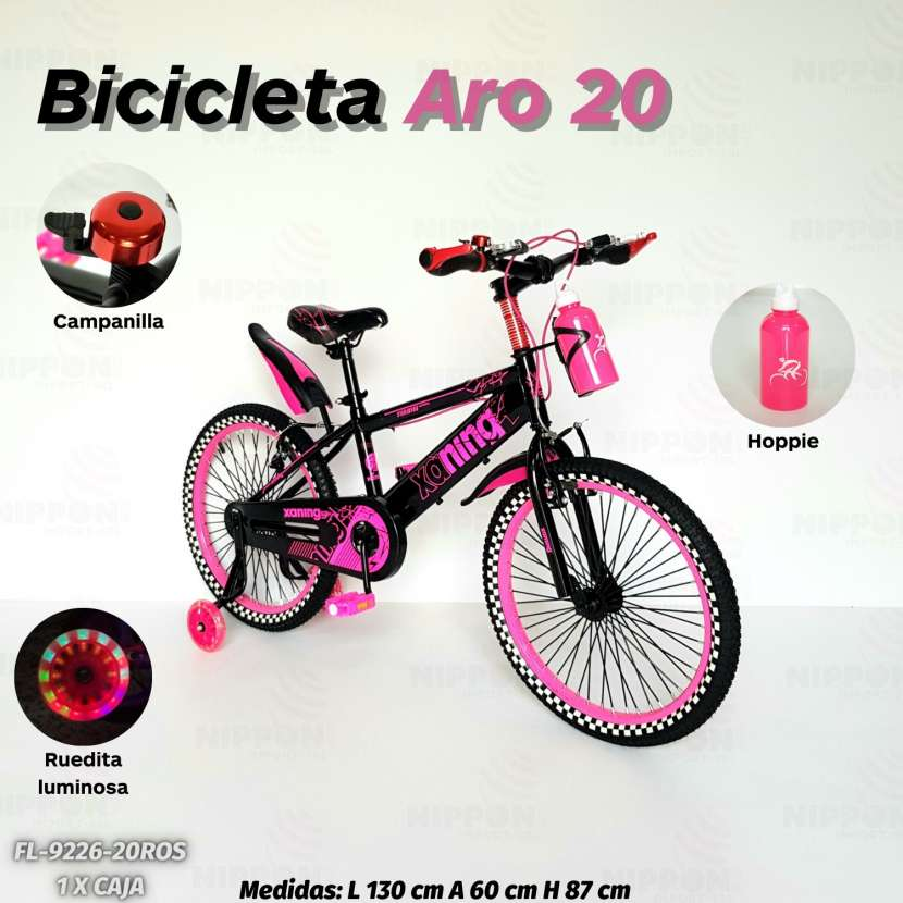 Bicicleta aro 20 - 2