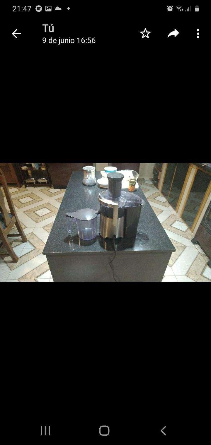 Exprimidora Molinex 900W - 2