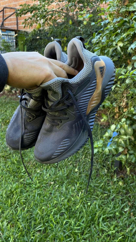 Calzado de running Adidas Alphabounce calce 39/40 - 3
