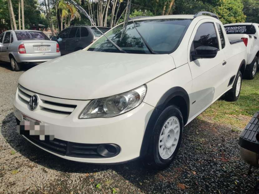 Volkswagen Saveiro 2010 - 3