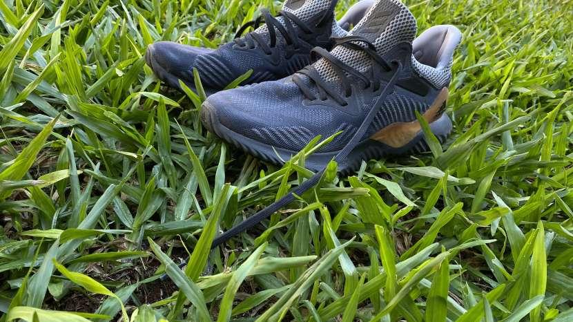 Calzado de running Adidas Alphabounce calce 39/40 - 4