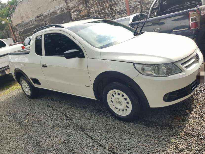 Volkswagen Saveiro 2010 - 4