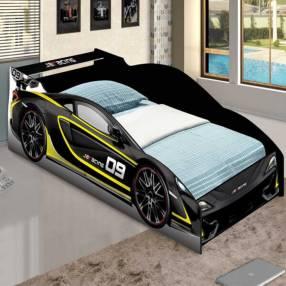Cama auto Force 09 J&A negro 30366