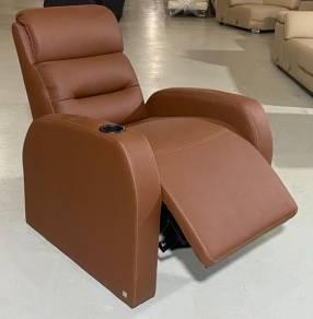 Sofa Reclinable Poltrona Ecoleather