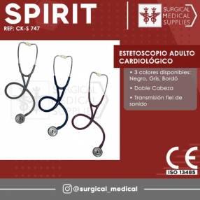 Estetoscopios Adultos Cardiológicos