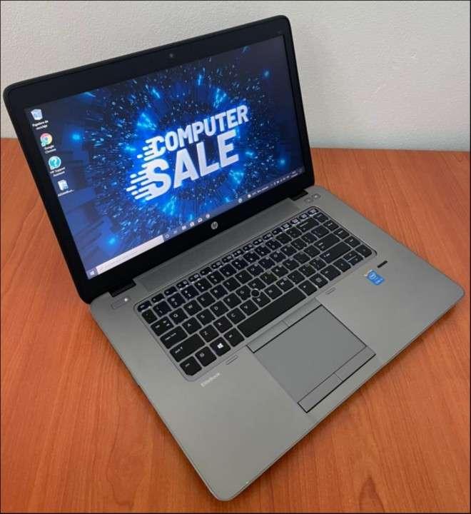 HP Elitebook Intel i5 SSD 250G 8gb ram - 4