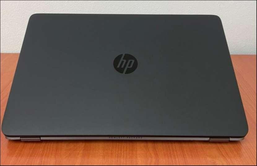 HP Elitebook Intel i5 SSD 250G 8gb ram - 1