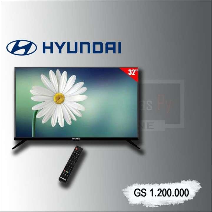 "TV LED 32"" Hyundai HY32DTHC HD HDMI/USB/LED/Dig - 0"