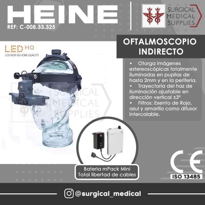 Oftalmoscopio Indirecto - 0