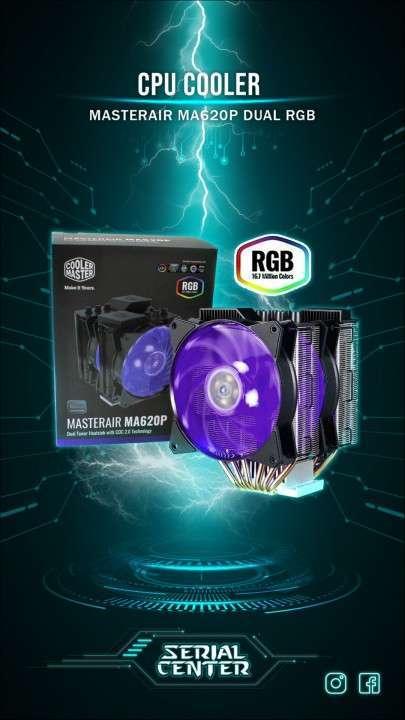 Cpu cooler masterair ma620p cooler master - 0