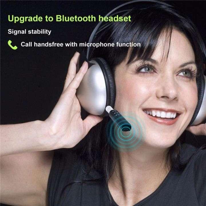 Receptor universal bluetooth adaptador audio 3.5mm - 1