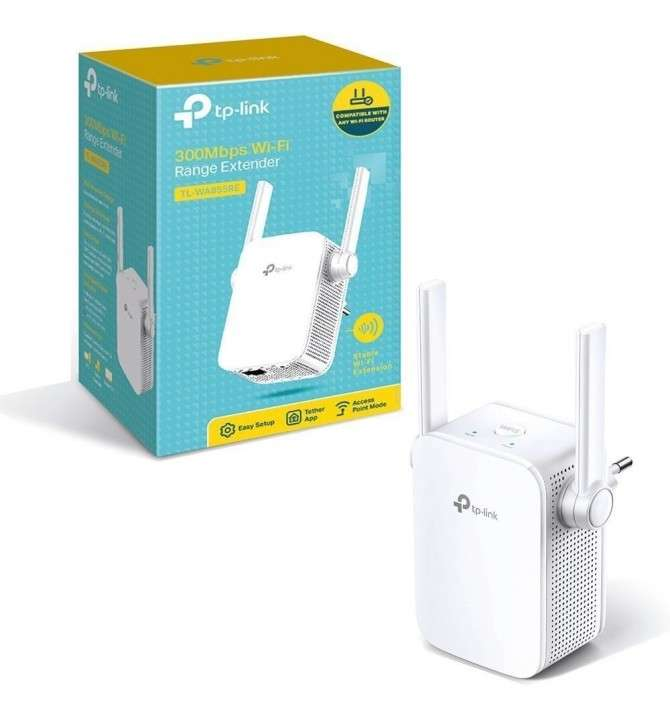 Repetidor Wi-Fi 300Mbps TL-WA855RE - 0