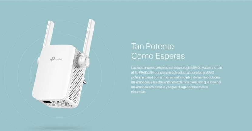 Repetidor Wi-Fi 300Mbps TL-WA855RE - 2