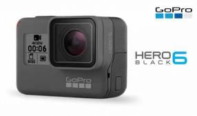 GoPro Hero 6 Black. Adquirila en cuotas