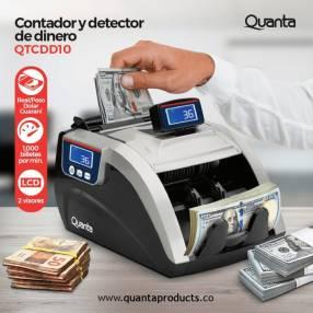 Contador de billetes quanta (qtcdd10)