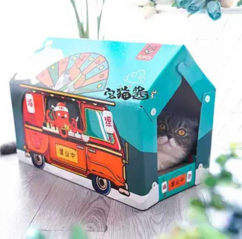 Rascador Fofos Sushi Truck - 3