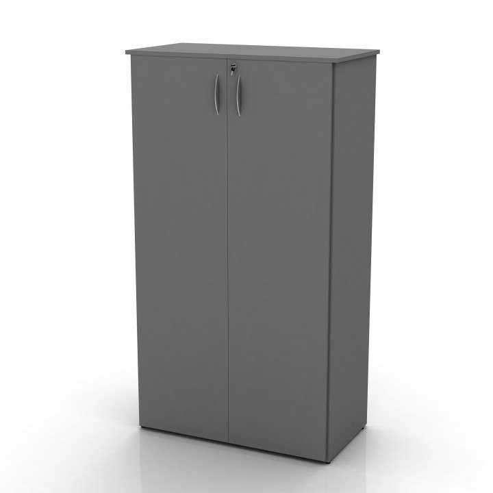 Armario alto 1,5m gris Maranello (215001) Gio - 0
