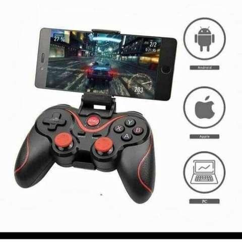 Control gamer - 2