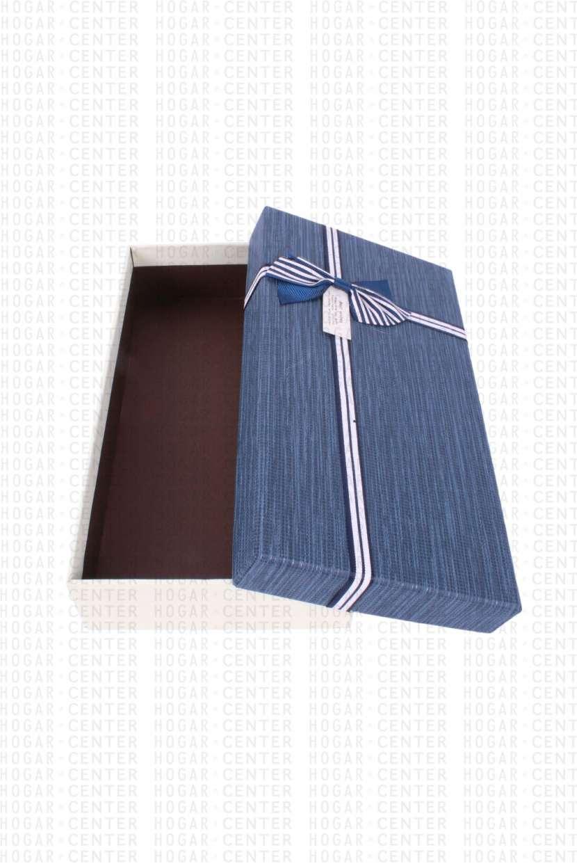 Caja rectangular para regalo 22x12x5cm - 1