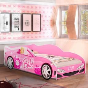Cama auto Babi J&A rosa 30370